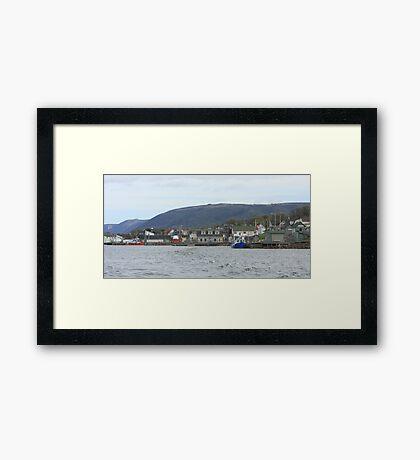 Cheticamp, Nova Scotia Framed Print