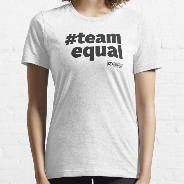 # Team Equal Essential T-Shirt