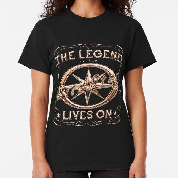 Wild Star XV 1600, XV1600 Legend lives on Copper Classic T-Shirt