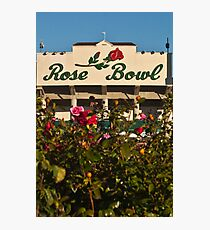 The Rose Bowl Photographic Print