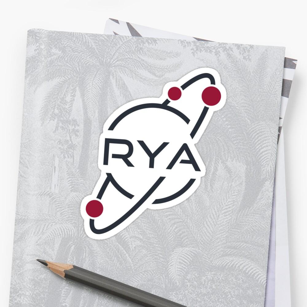 Apache Rya Sticker