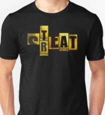 STREAT yellow mash-up T-Shirt