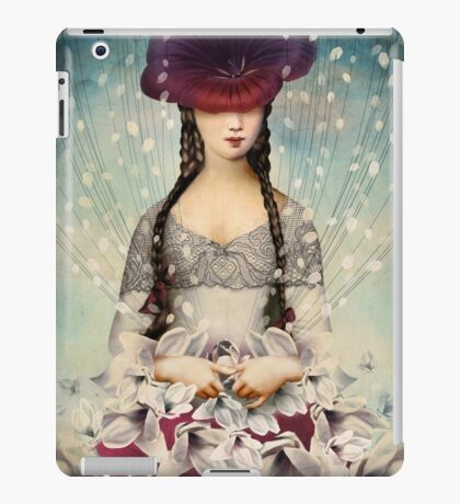 Binding Flowers iPad Case/Skin