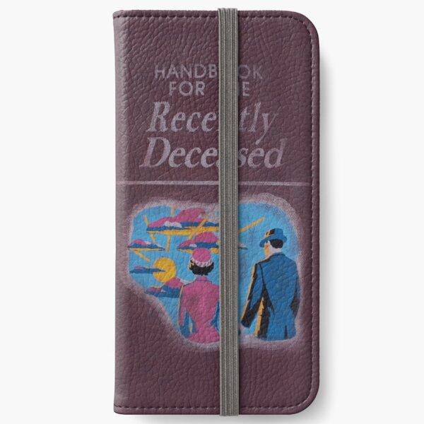 Handbook for the recently deceased iPhone Wallet
