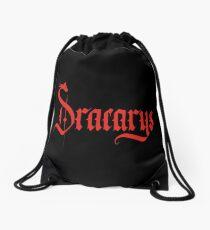 Dracarys - Red Drawstring Bag