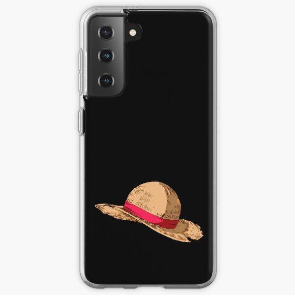 Chapeau de paille Coque souple Samsung Galaxy