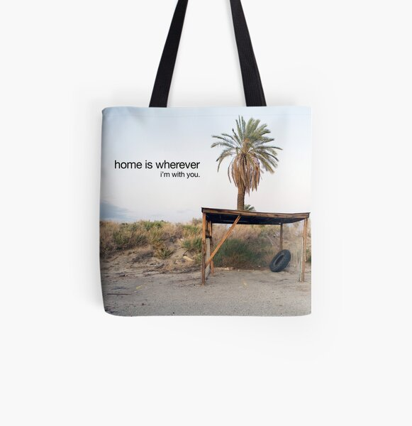 home All Over Print Tote Bag