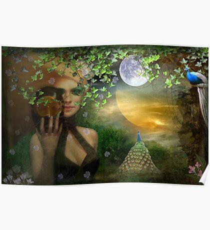 Hidden Garden Poster