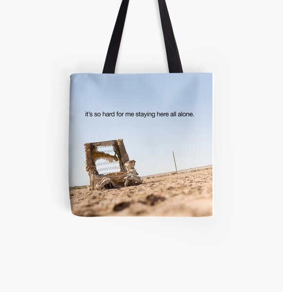 how close All Over Print Tote Bag