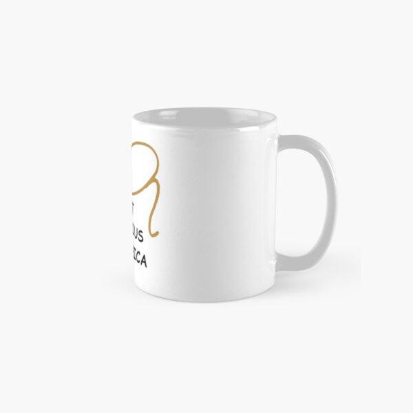 MOST DANGEROUS IN AMERICA Classic Mug