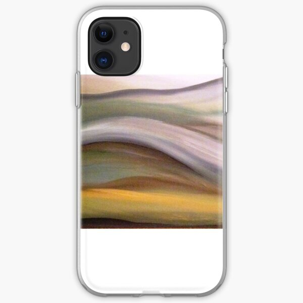 Spring Abstract iPhone Soft Case
