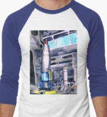 Thunderbird 1 launchbay Baseball ¾ Sleeve T-Shirt