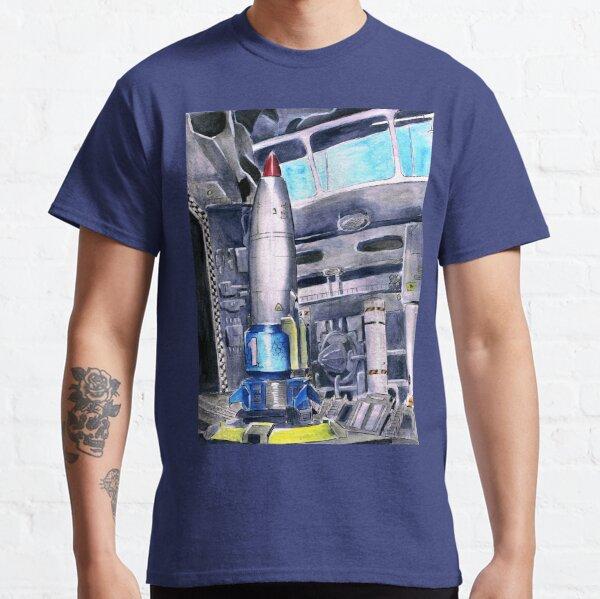 Thunderbird 1 launchbay Classic T-Shirt