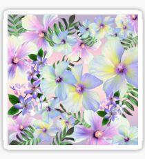 Lavender Tropic Sticker