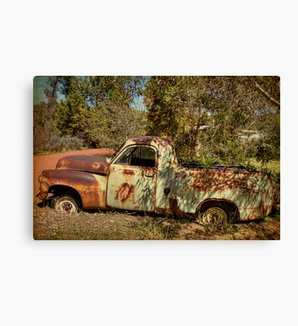 Once Loved Canvas Print