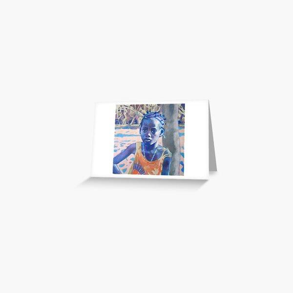 Faryda 02 Greeting Card