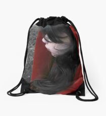 Little Red Riding Hood Drawstring Bag