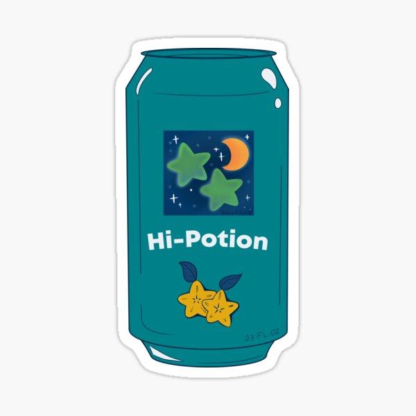 Hi-Potion Punch Sticker