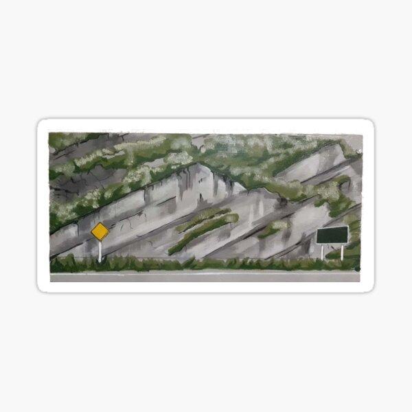 Cobden Quarry Sticker