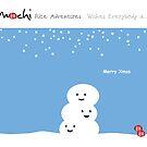 Mochi Xmas  (餅餅) by 73553
