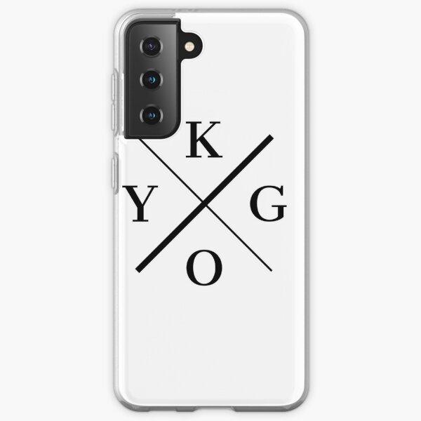 KYGO DJ Logo Coque souple Samsung Galaxy