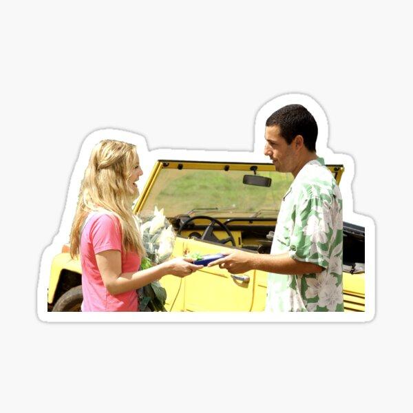 50 First Dates Sticker