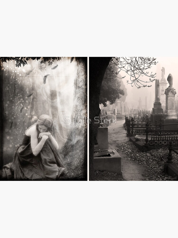 The End of All Hope - Diptych by MagpieMagic