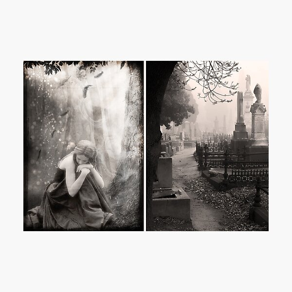 The End of All Hope - Diptych Photographic Print