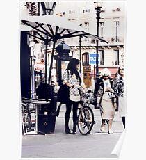 Rue de l'Echelle Poster