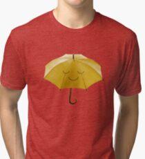 Sweet Rain Time. Tri-blend T-Shirt