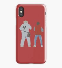 Back (s) to the Future  iPhone Case