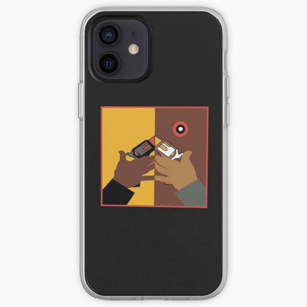 The End Has No End iPhone Soft Case