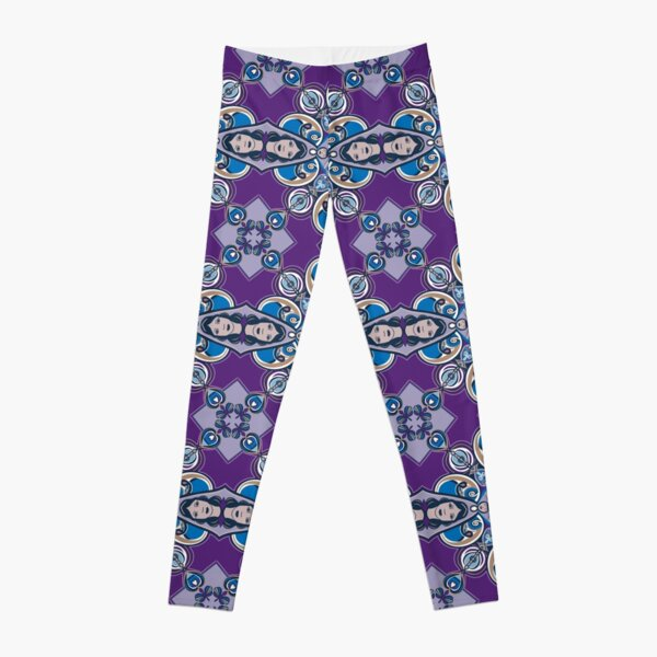 Zentangle Ladies Leggings