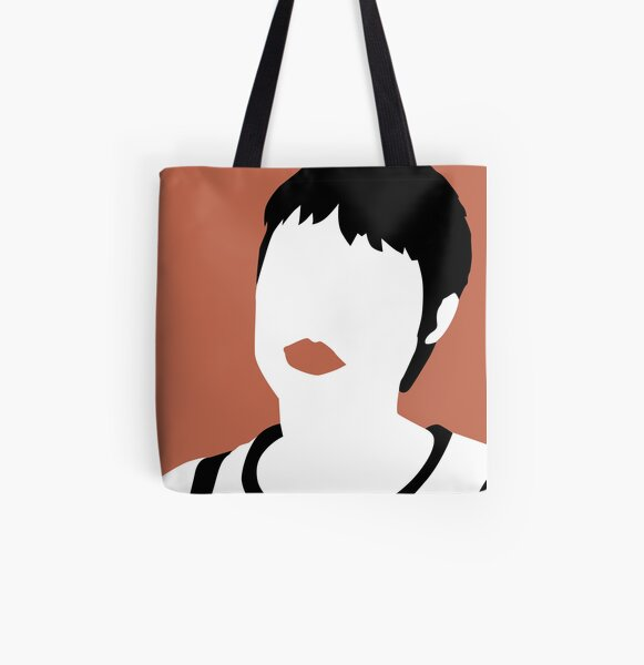 """Kate """"Acid Burn"""" Libby from Hackers All Over Print Tote Bag"""