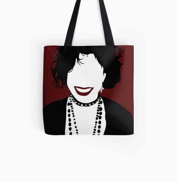 Nancy from The Craft All Over Print Tote Bag