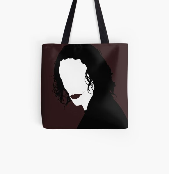 Eric Draven from The Crow All Over Print Tote Bag