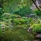 Gardens 3 by Keith G. Hawley