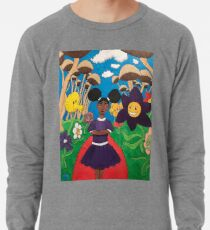 aniyah in the land of wonder Lightweight Sweatshirt
