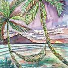 Caribbean Hammock by mleboeuf