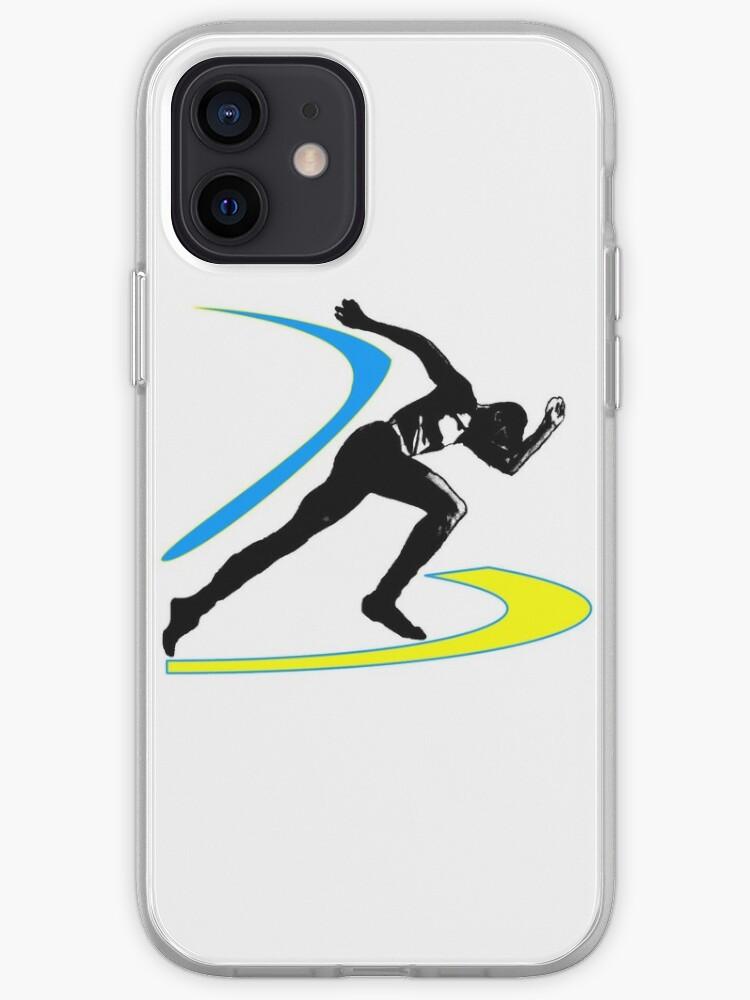 Logo Athletisme | Coque iPhone
