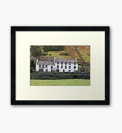 Wasdale Head Inn  Framed Print