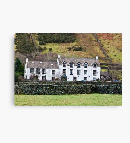 Wasdale Head Inn  Canvas Print