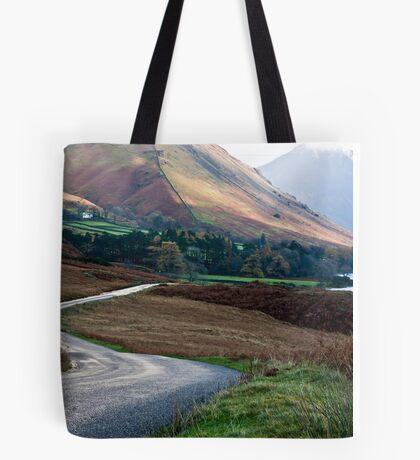 Lake Road - Wast Water Tote Bag
