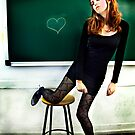 Fashion Schooling by Mariana Dias