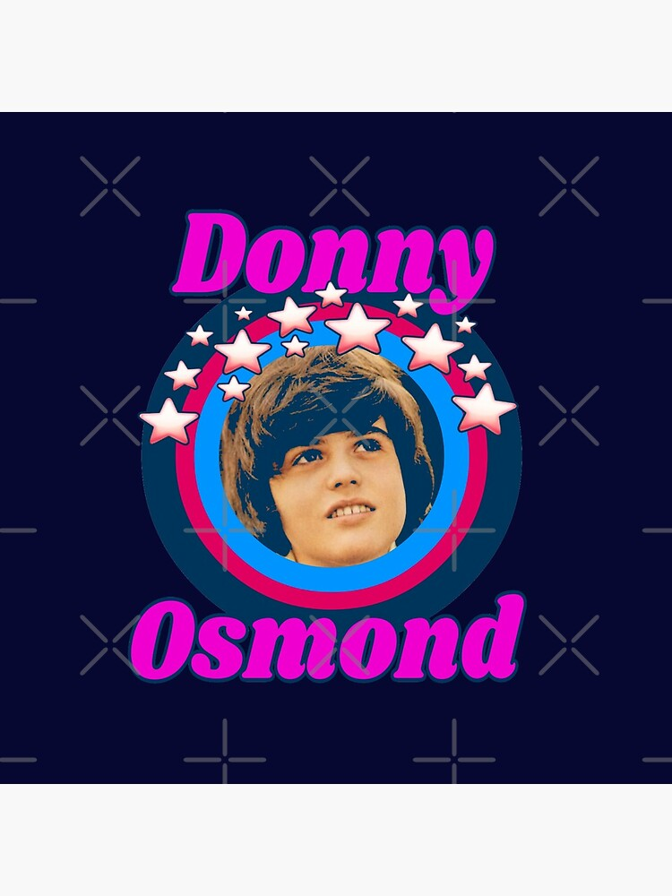 Star Tribute: Donny Osmond by Pop-Pop-P-Pow