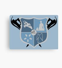 Joss Whedon Coat of Arms  Canvas Print