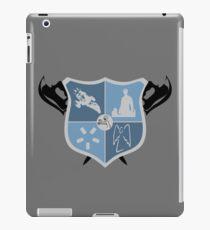 Joss Whedon Coat of Arms  iPad Case/Skin