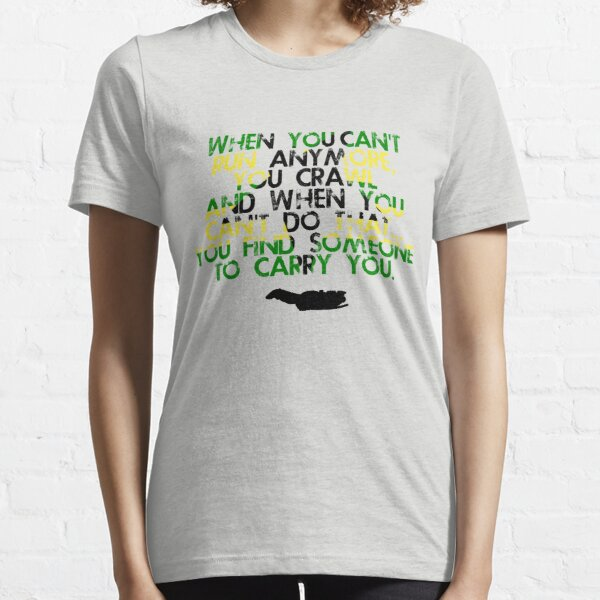 When You Can't Get Up  Essential T-Shirt