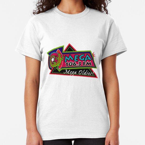 Mega Radio 106.3 Classic T-Shirt