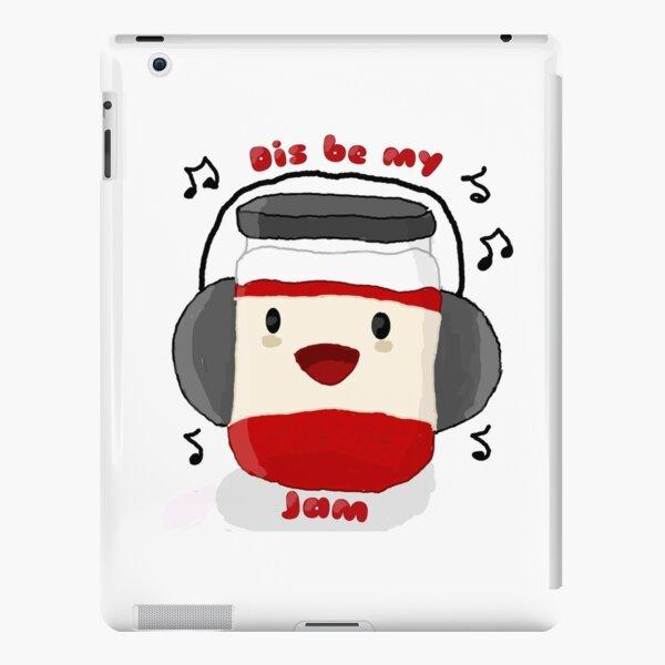 Dis be my jam! iPad Snap Case